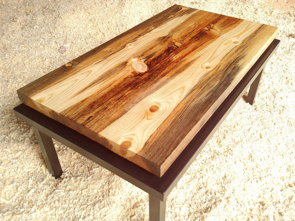 Handmade custom furniture colorado springs sawmill for Custom made furniture