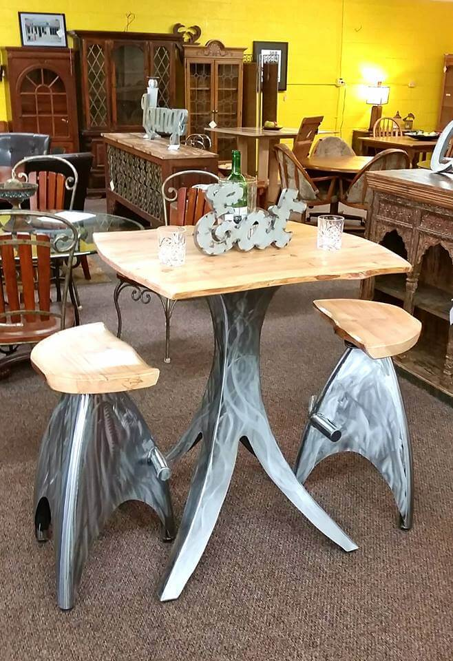Platte Furniture Helps Colorado Springs Artisans Demo Colorado