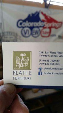 Art. Platte Furniture.