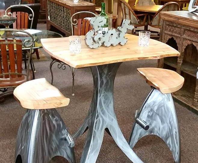 Bar set Platte