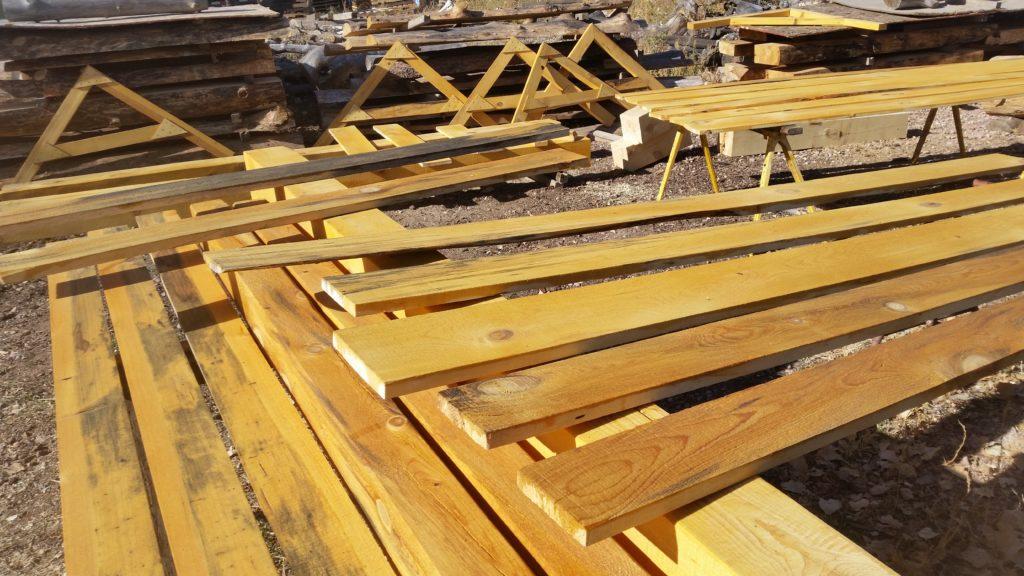 dimensional signboard lumber