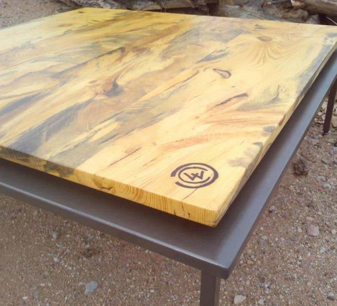 woodmetaltable