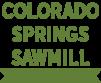 Colorado Springs Sawmill
